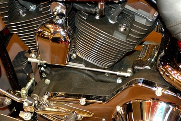 Harley-Davidson V-twin engine