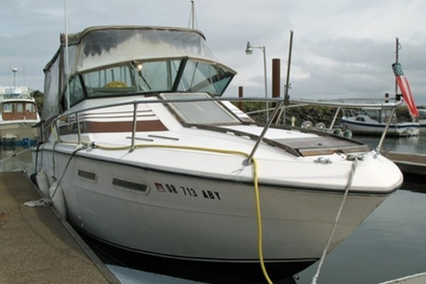 Winterizing your Sea Ray