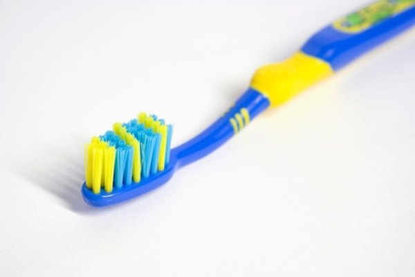 The toothbrush is the most complex tool you need.