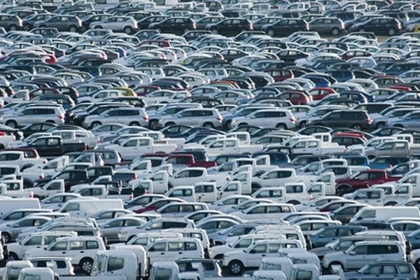 Millions of cars are created every day.