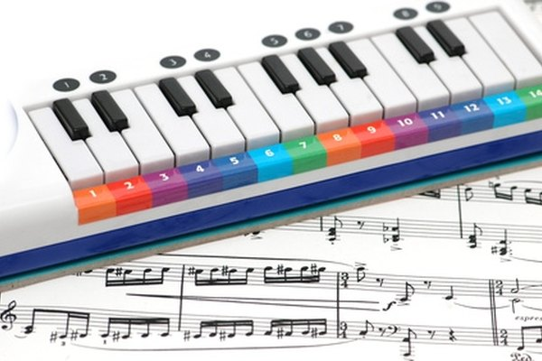 How to Use a  MIDI File on an Electronic Keyboard | It Still
