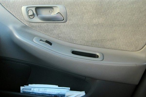 Car door panels are interior aesthetic covers.