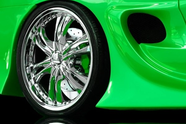Keep your aluminum wheels sparkling.