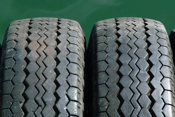 Overinflation or underinflation will cause your tires to wear unevenly.