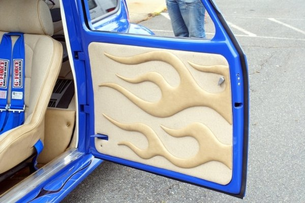 How to Build Your Own Car Door Panels | It Still Runs