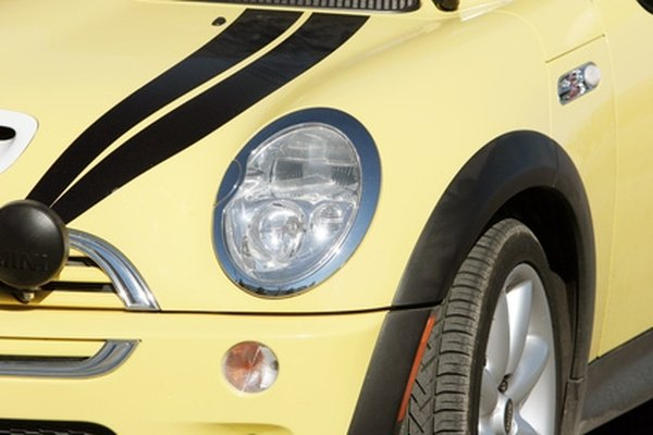 Although the Mini Cooper is a well-made car, it has a few idosyncratic problems.