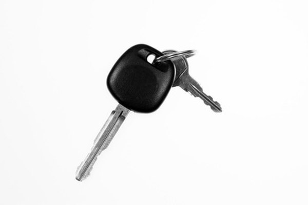 Electronic keys are programmed to your car.