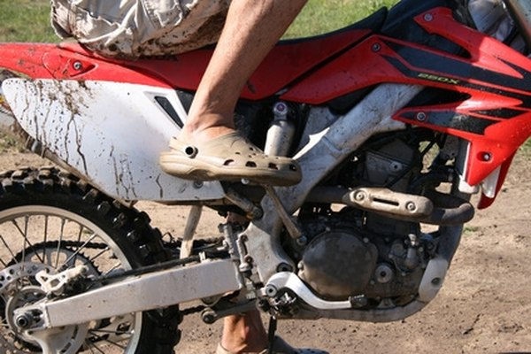 Keep chains clean to prevent chain and sprocket damage and seizures