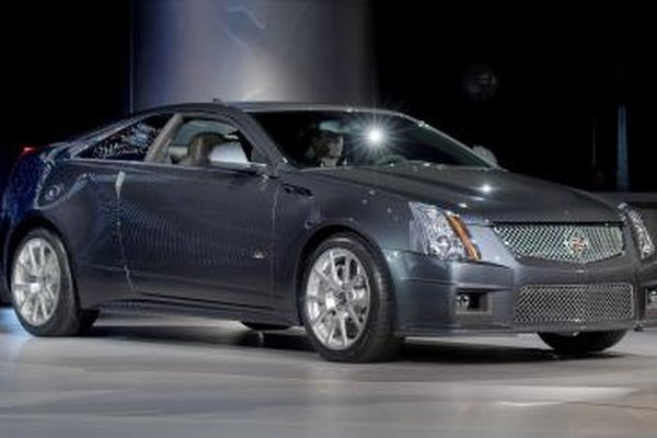 Replace Headlights on a Cadillac CTS