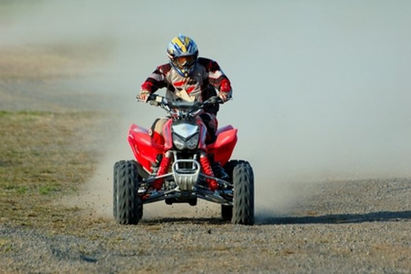 ATV is short for All Terrain Vehicle.