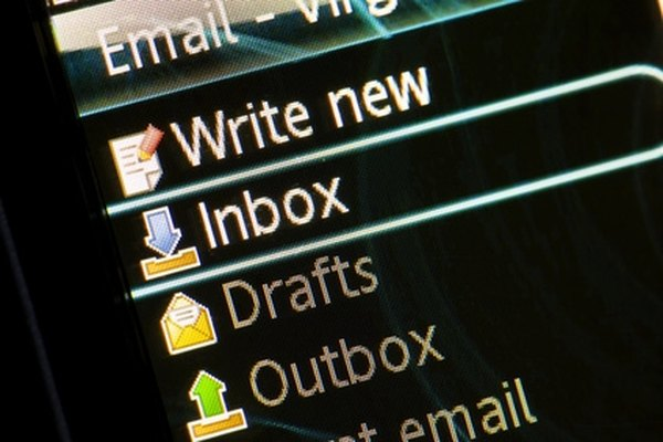 Checking your email in Outlook Express is easy to do.