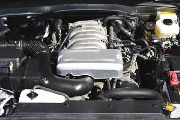 Drain the Oil on a 3.4L V6 Toyota Tacoma 4WD