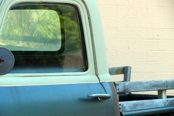 Side rails on your pickup truck enables you to haul a higher load.