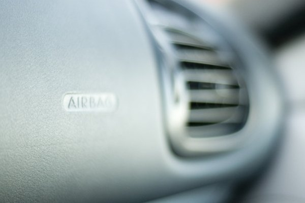 If the airbag light is on, your airbag will not deploy in a collision