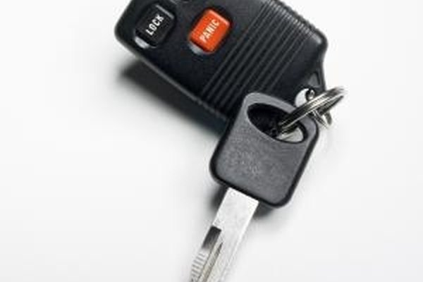 Program a 2004 Dodge Durango Key Fob