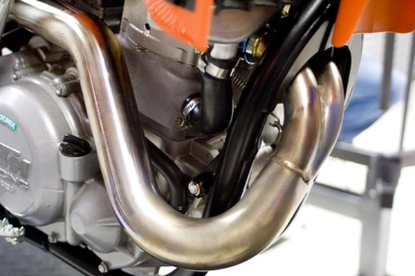 Ceramic coating an exhaust is a straight-forward process.