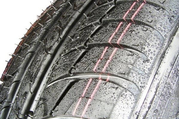 Low profile tires reduce weight.