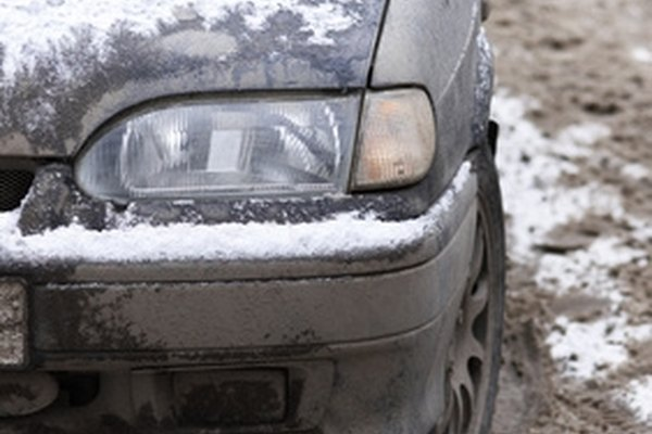 Harsh weather removes moisture from your vehicle's rubber and plastic parts.