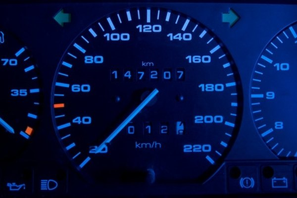 The instrument cluster allows you to monitor your car and its performance.