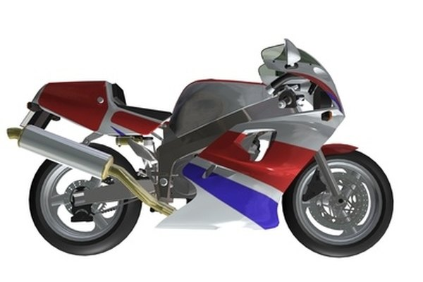 Many motorcycle fairings are constructed from carbon fiber because of its strength.