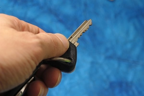 The jeep Cherokee car key contains an embedded chip that synchronizes with your vehicle.