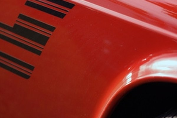 Fenders are the most common auto body panels to replace.
