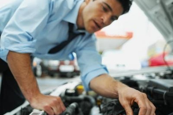Using diagnostic tools will take the guesswork out of engine repair.