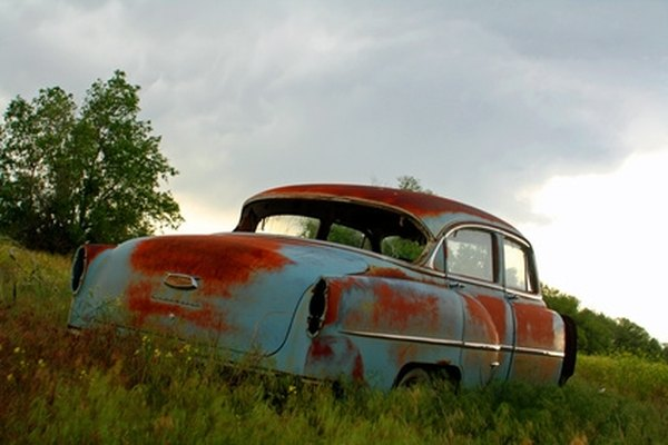 You can get the title to a car that has been abandoned on your property.