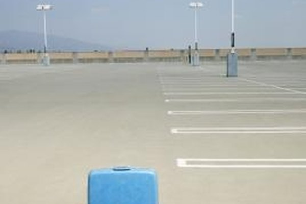 Avoid open parking spaces with no shade to keep a parked car cool.