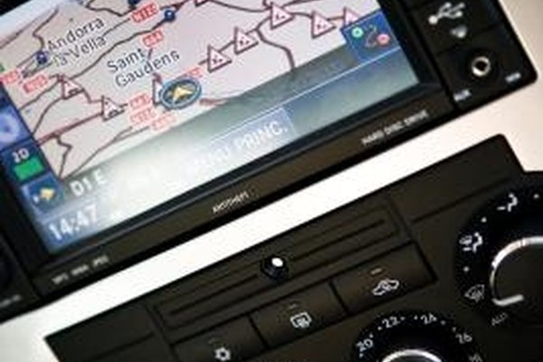 Download map updates to your GPS system using a USB cable.