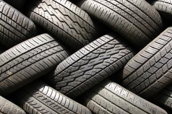 Rubber tires of all types share many common properties.