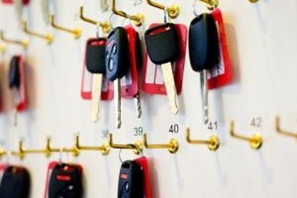 To avoid a to visit a dealership when you lose a key, keep multiple spares on hand.