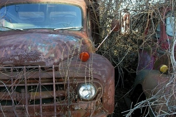 Pickup trucks were largely sold to farmers in the 1960s.