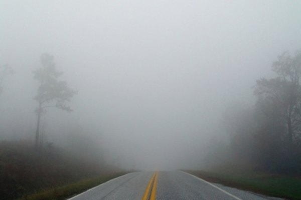 Driving with foggy windows can pose a serious safety hazard.