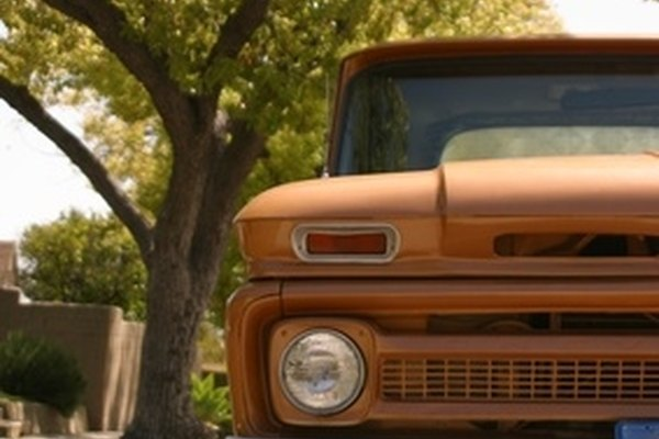 Chevy and GMC trucks have been marketed for decades, competing with each other for customers.