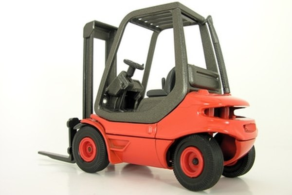 Forklifts are useful tools for modern industries.