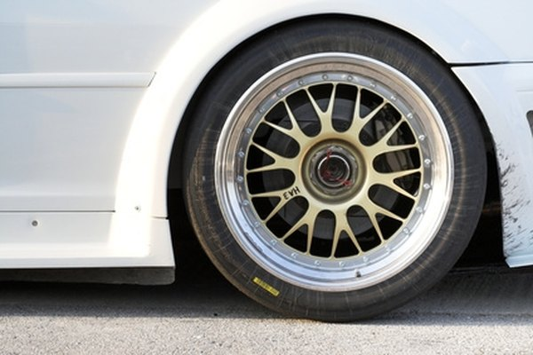 Bent rims are one cause of wheel vibration.