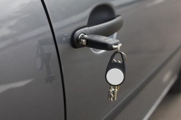 Program a GM G6 for Keyless Entry
