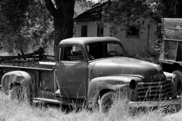 The 1952 Chevrolet truck is sought-after by old truck restorers and enthusiasts.
