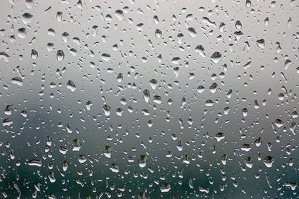 A sunroof should not be left open during rain storms.