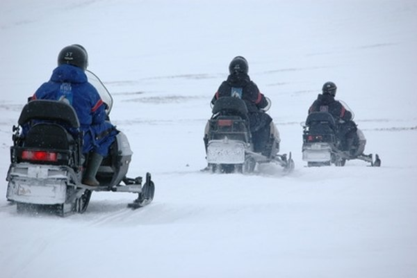 Yamaha 340 Snowmobile Engine Specifications