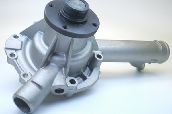Without a bypass system, pressure on the water pump can cause damage.