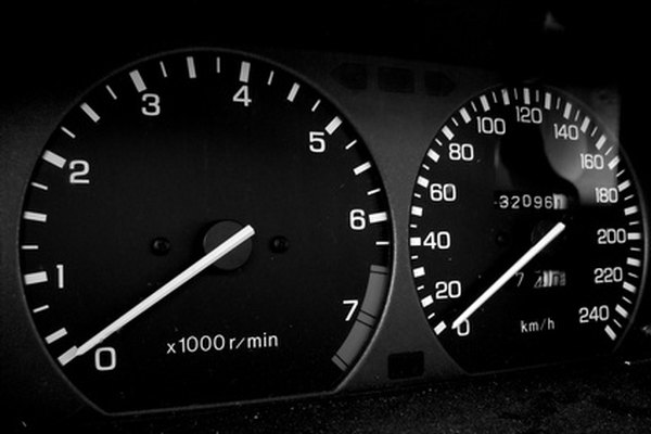 Monitor mileage by using your car's odometer.