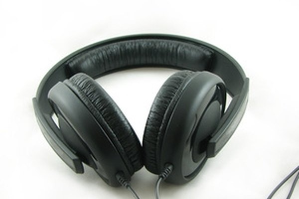 Headphone plugs are available in a variety of sizes.