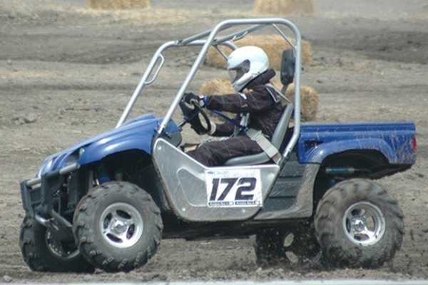 Roll cages provide stability and protection in off-road vehicles.
