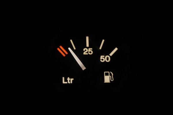 Running out of gas could be both inconvenient to you and harmful to your car's engine.