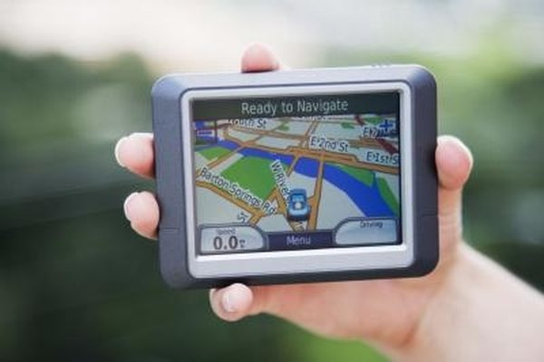 GPS devices are only reliable outdoors.
