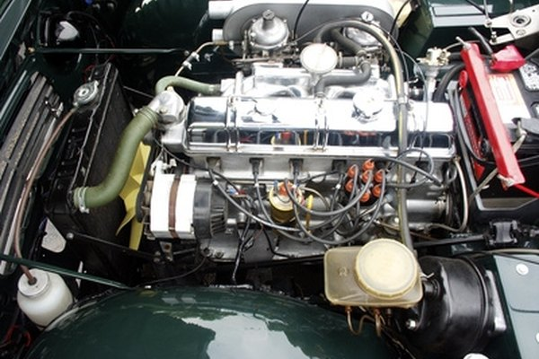 Many car enthusiasts and collectors rebuild old engines.