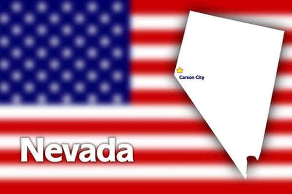 The State of Nevada requires the seller to obtain a duplicate title.