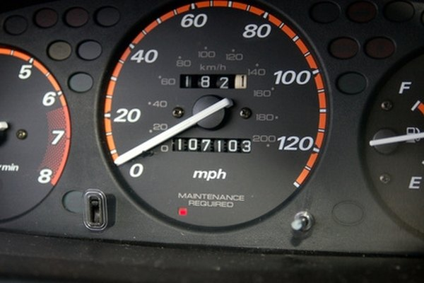 Replace a faulty speed sensor to ensure your speedometer reads the correct speed.